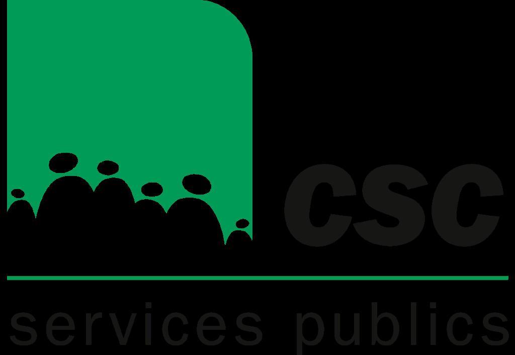 CSC - Services publics